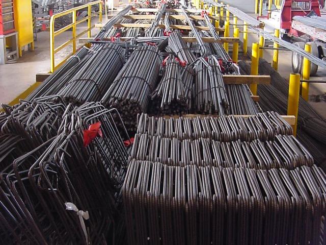 Rebar Structural Steel Boman Amp Kemp Basement Egress